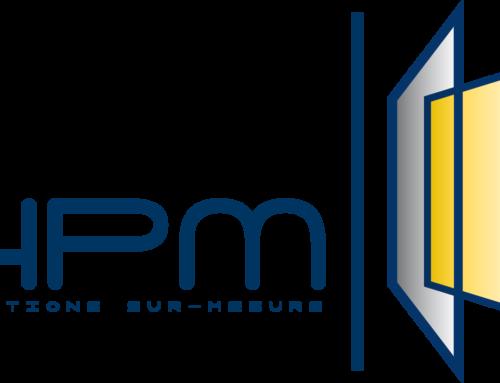 Logo et identité visuelle HPM