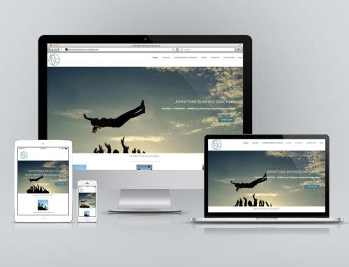 Site web responsive WordPress de JoB Coaching